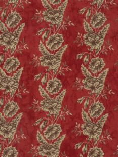 RAC - Floral Trellis Red image