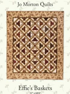 Jo Morton Quilts - Effie's Baskets image