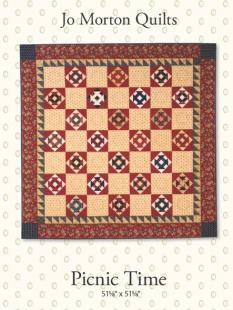 Jo Morton Quilts - Picnic Time image