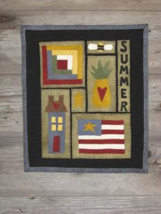 Wooden Spool Designs - Summer Sampler image